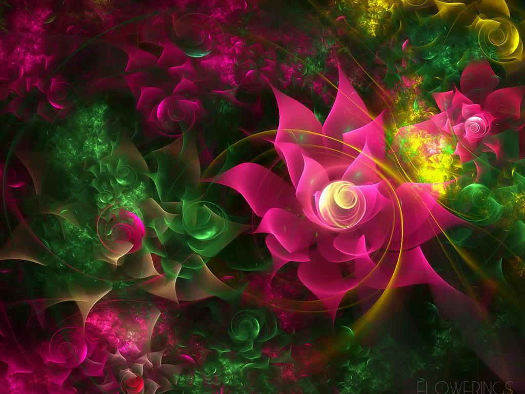 flower dream wallpaper - photo #4
