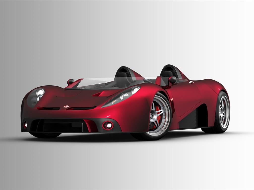 Exquisito coches deportivos álbumes fondo de pantalla #19 - 1024x768
