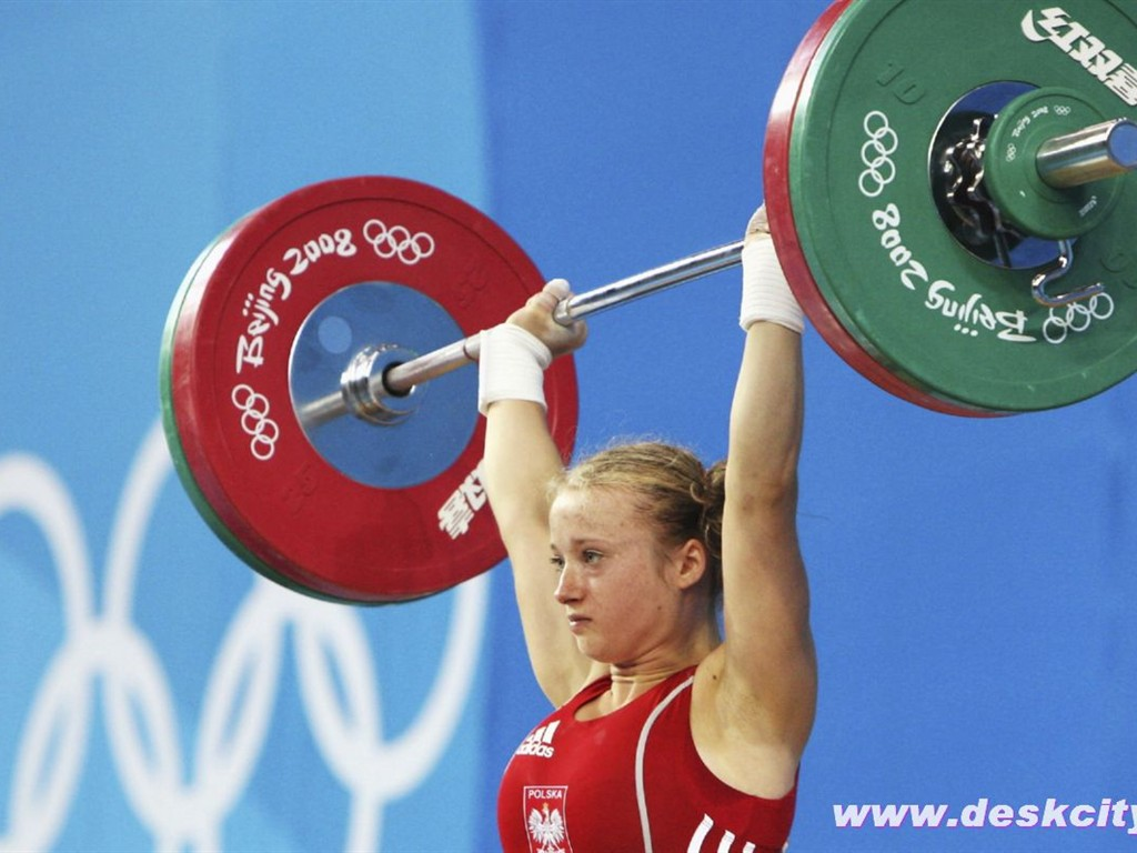 Beijing olympics weightlifting wallpaper 5 1024x768 wallpaper - Beijing Olympics Weightlifting Wallpaper 6 1024x768