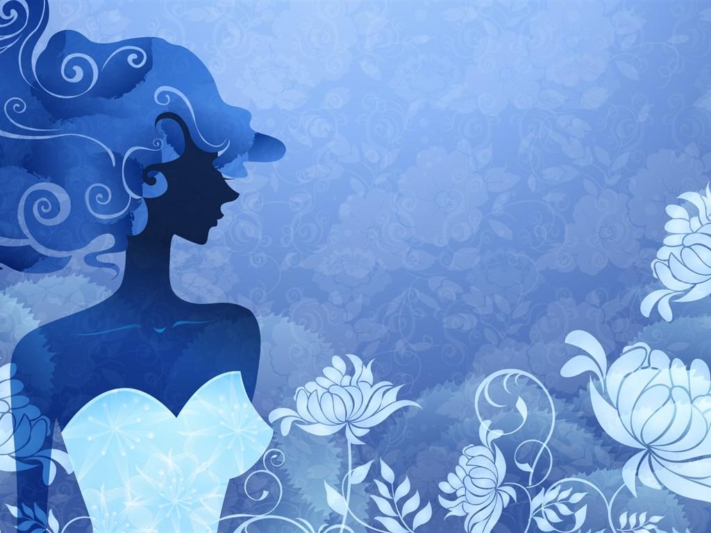 wallpaper 1024x768 woman: