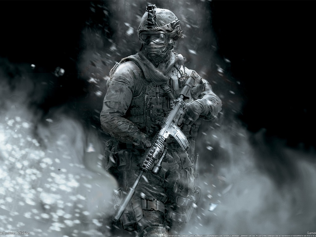 Call Of Duty 6 Modern Warfare 2 Hd Wallpaper 39 1024x768