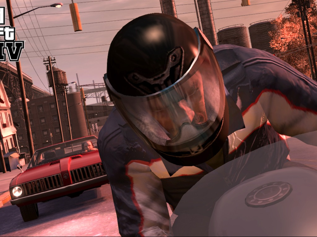 Rockstar North в 2008 году выпустили новую игру - Grand Theft Auto IV. . И
