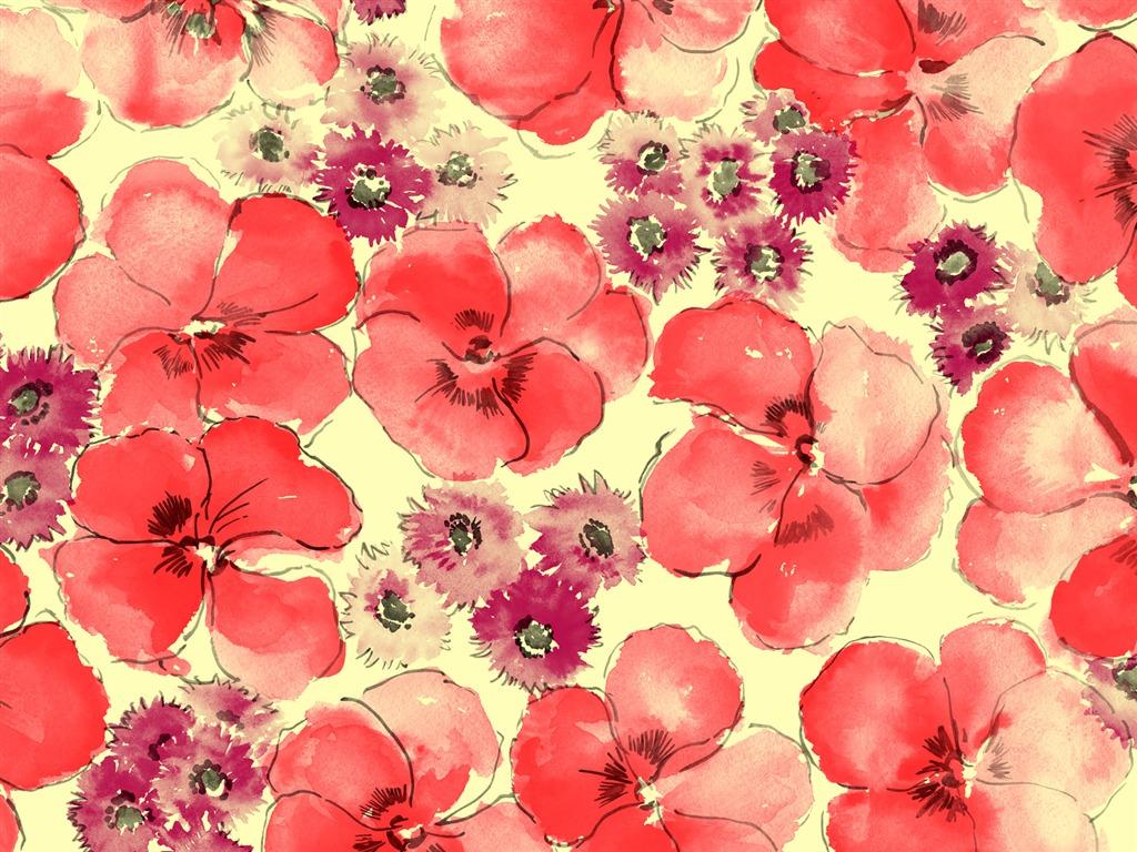 Pretty flower patterns tumblr