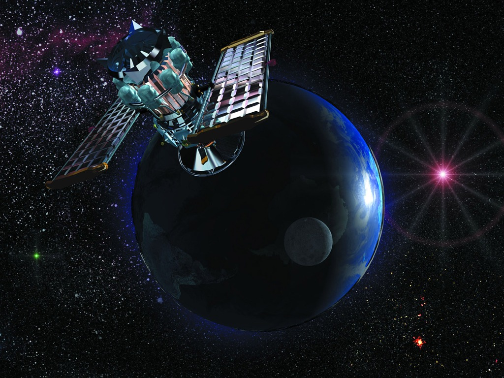 Satellite Communications Wallpaper (2) #15