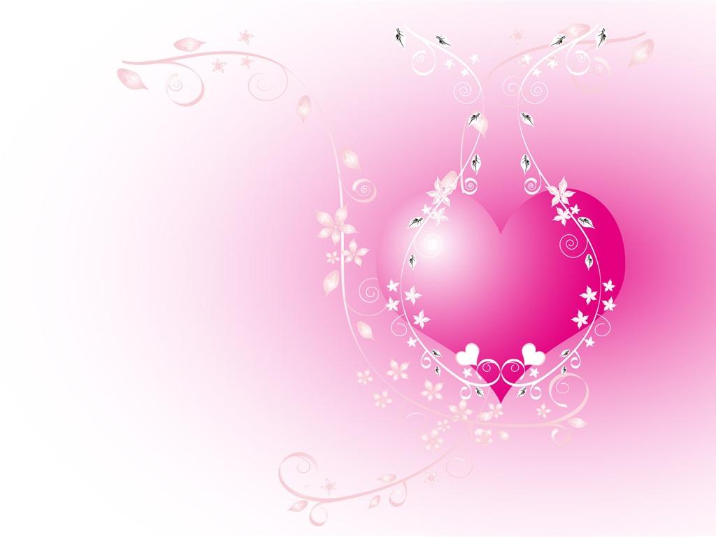 Valentinstag Theme Wallpaper 5 7 1024x768 Wallpaper