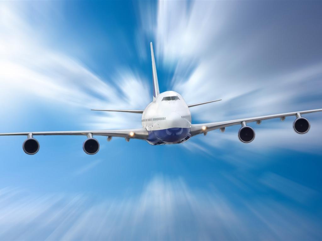 上一张 下一张 图片描述:民航飞机写真 高清壁纸(三)14 当前尺寸