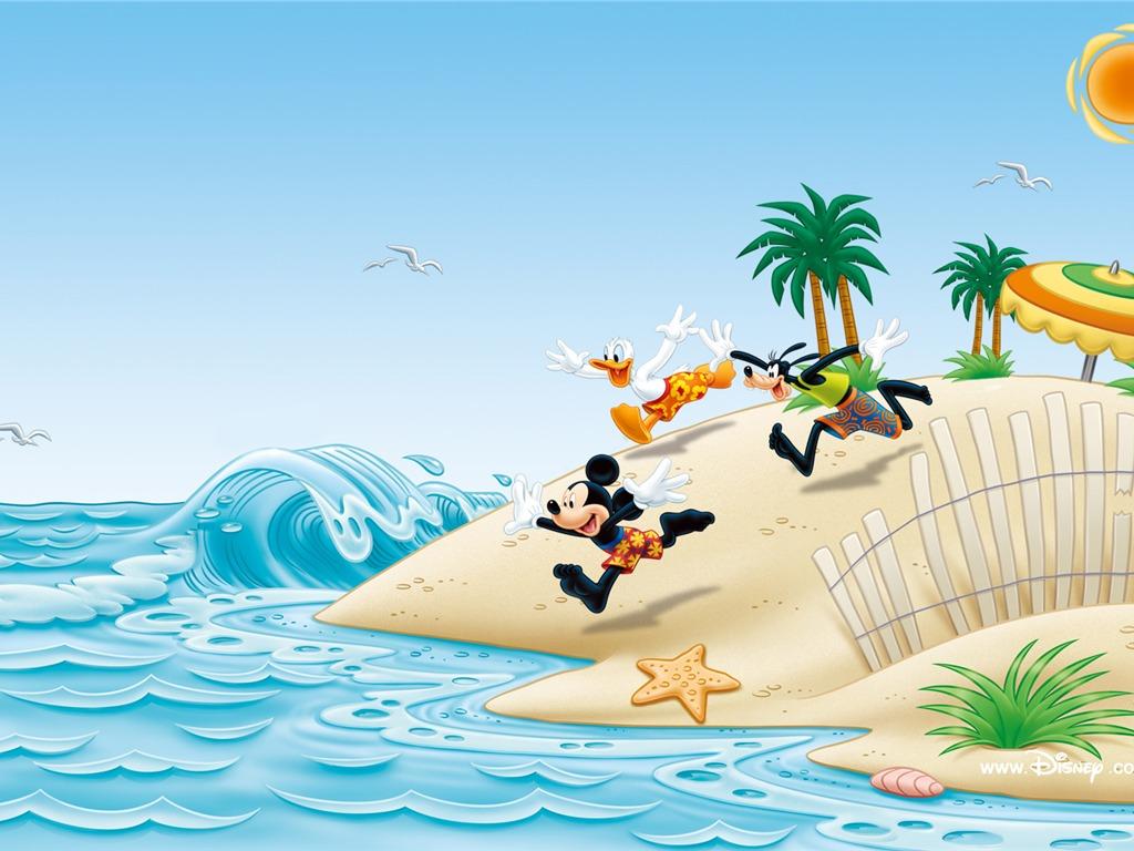 Fondo de pantalla de dibujos animados de Disney Mickey 4 14