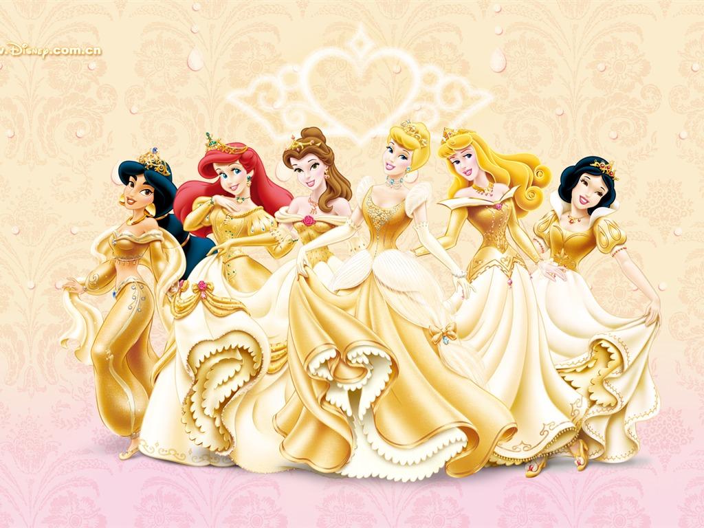 Princesa Disney De Dibujos Animados Fondos De Escritorio 1