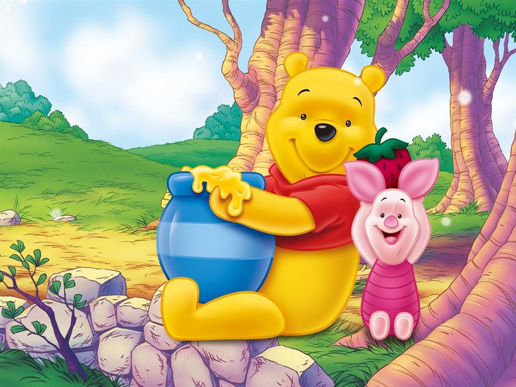 Walt Disney Zeichentrickfilm Winnie The Pooh Tapete 2 1