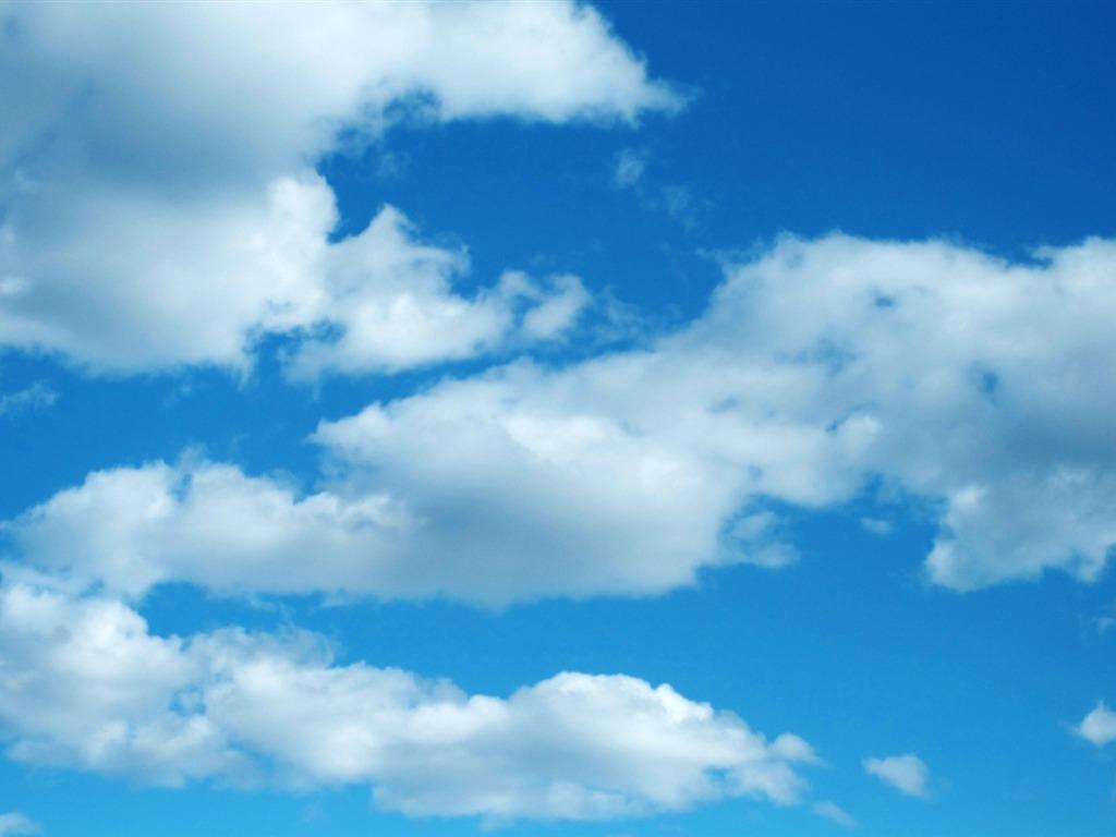 Fondos De Escritorio De La Ciudad De Cielo Azul #22