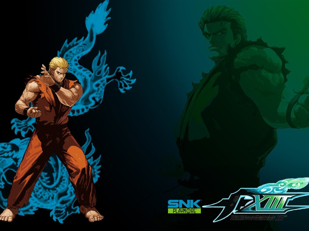 The King Of Fighters Xiii Wallpapers 2 1024x768 Wallpaper