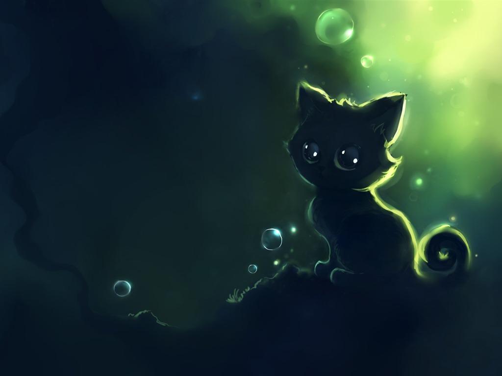 noir cat