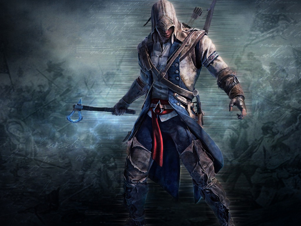 assassin's creed 3 hd wallpapers #19 - 1024x768 wallpaper download