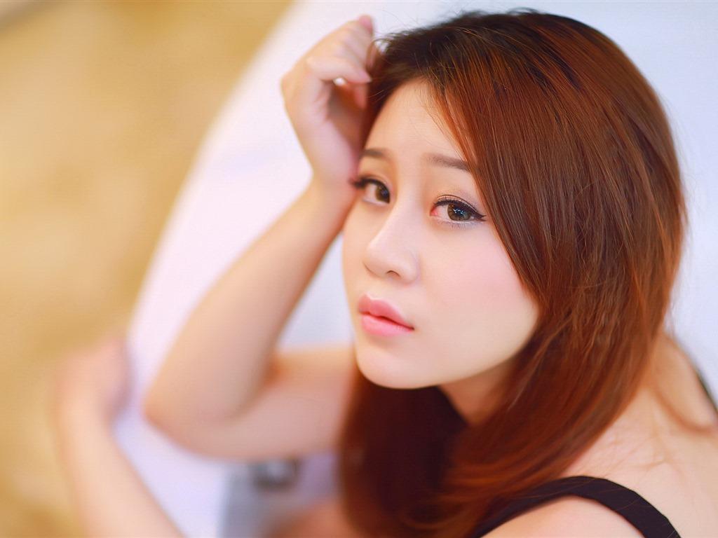 亚洲高清合集一区_清纯可爱年轻的亚洲女孩 高清壁纸合集(一)34 - 1024x
