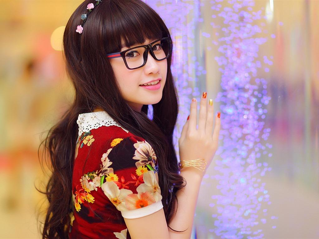 亚洲高清合集一区_清纯可爱年轻的亚洲女孩 高清壁纸合集(二)28 - 1024x
