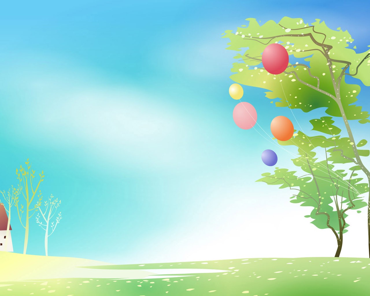 Fairy Tale Cartoon Wallpapers 5 1280x1024 Wallpaper Download Rh V3wall Com