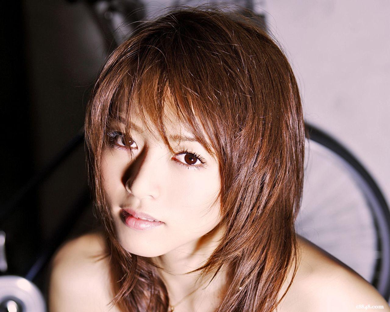 Beschreibung yumiko shaku japanische schönheit wallpaper 14