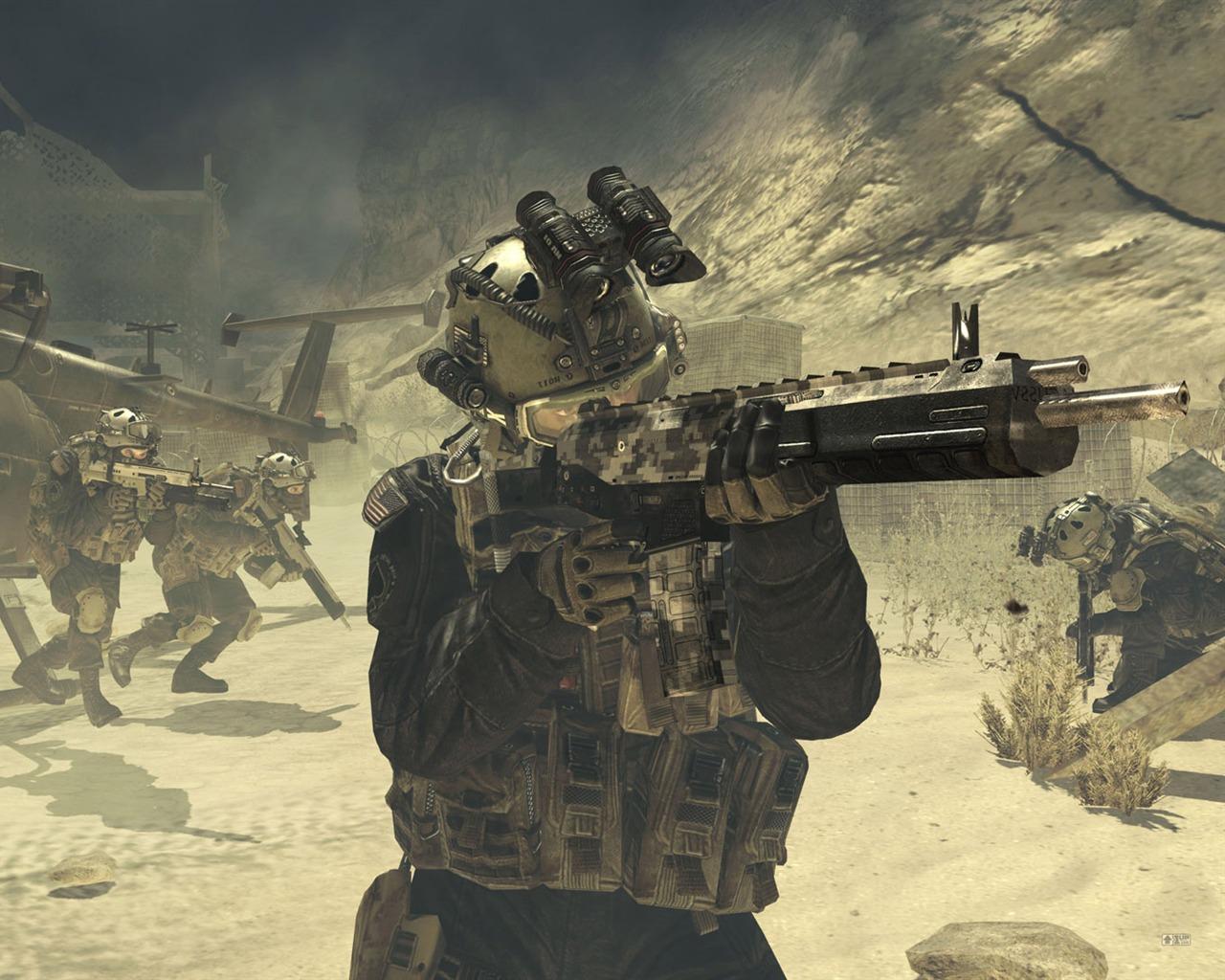 call of duty 6: modern warfare 2 hd wallpaper #15 - 1280x1024