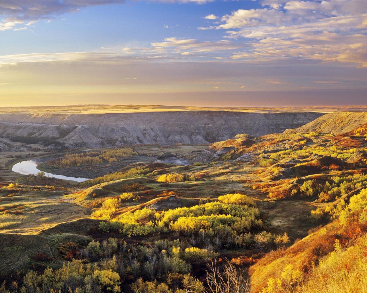 Kanadischen landschaft hd wallpaper (2) #5 - 1280x1024