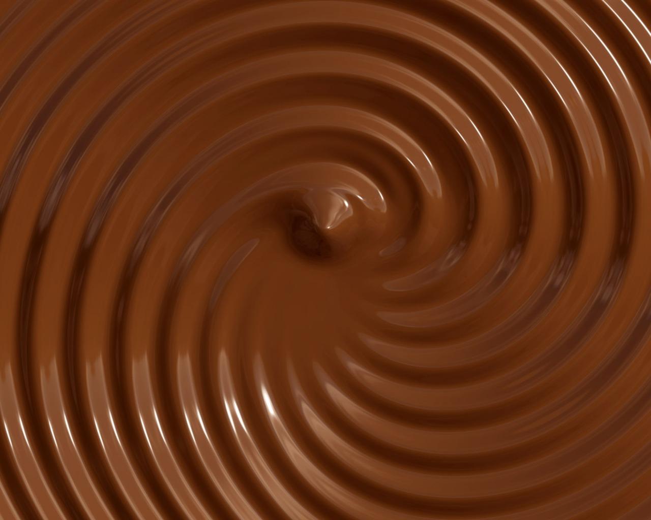 Fondos De Pantalla De Chocolates: Chocolate Plano De Fondo (2) #6