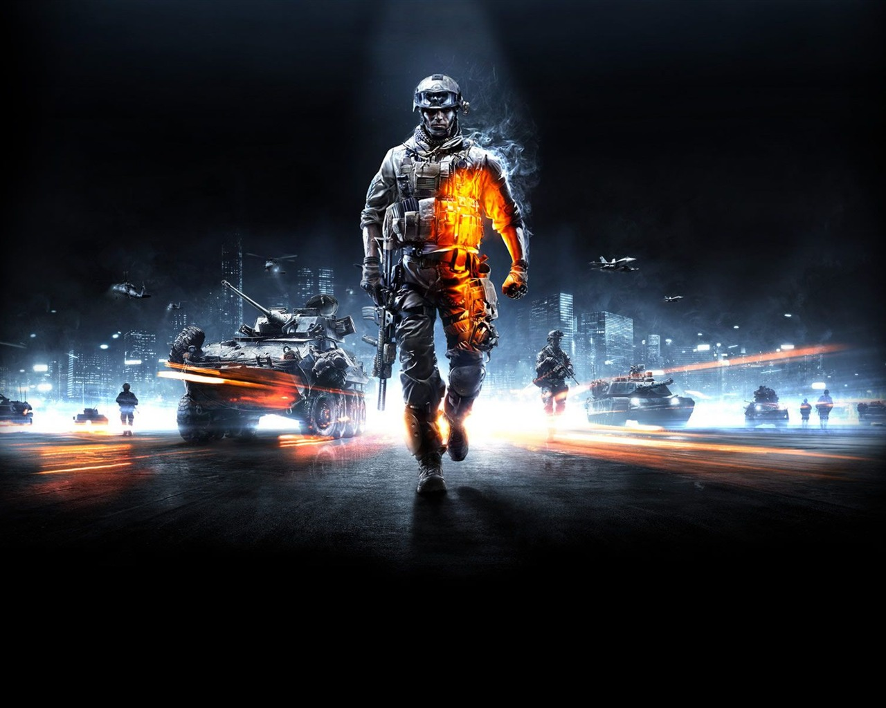 Battlefield 3 Wallpapers 4