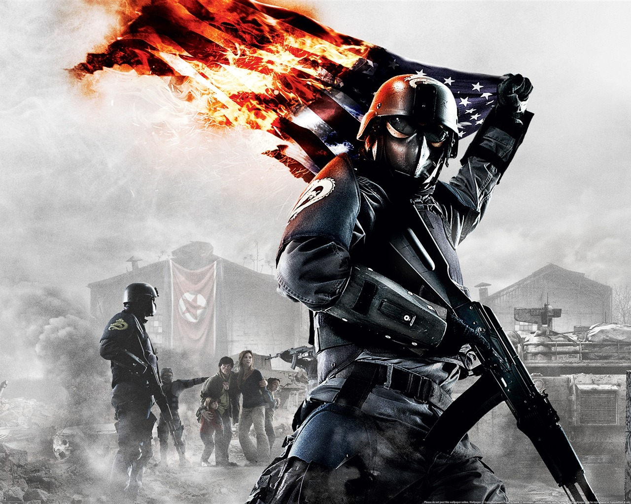 Homefront HD Wallpapers 11