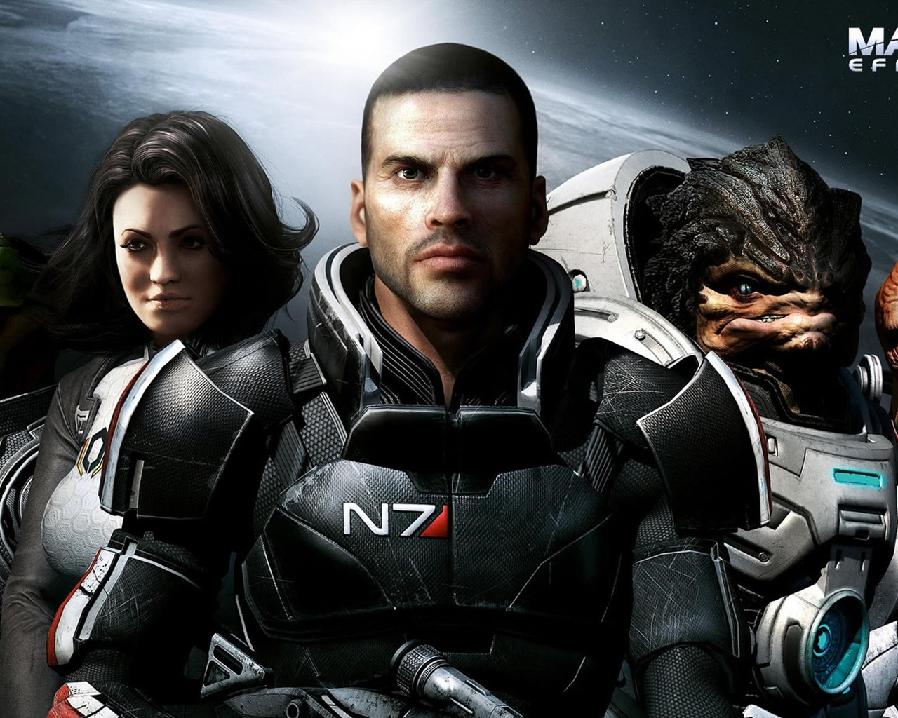 Mass Effect 3 HD wallpapers #16 - 1280x1024