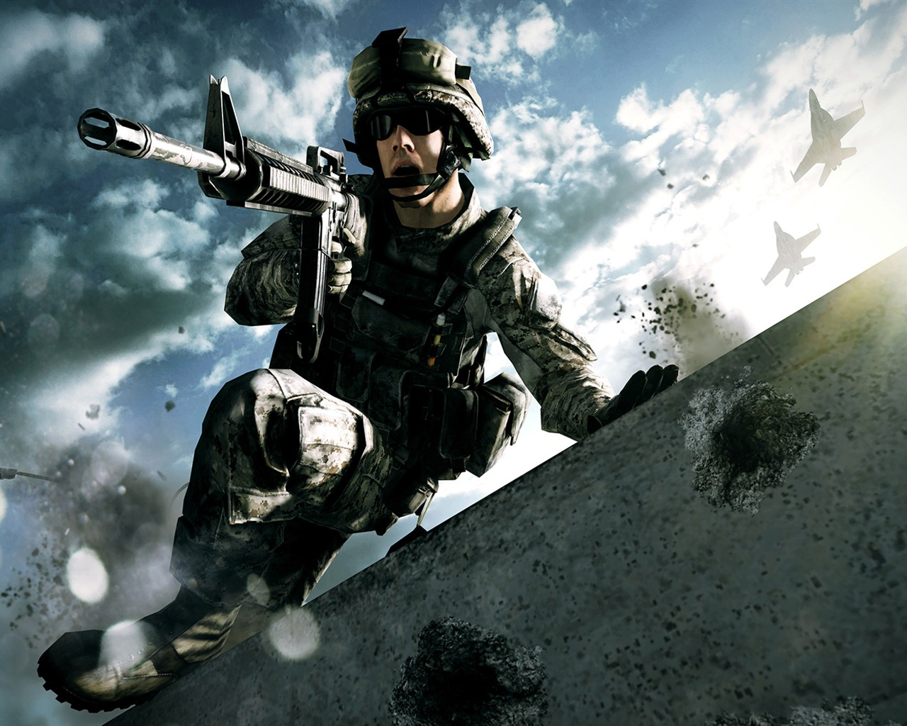 Battlefield 3 HD Wallpapers 7