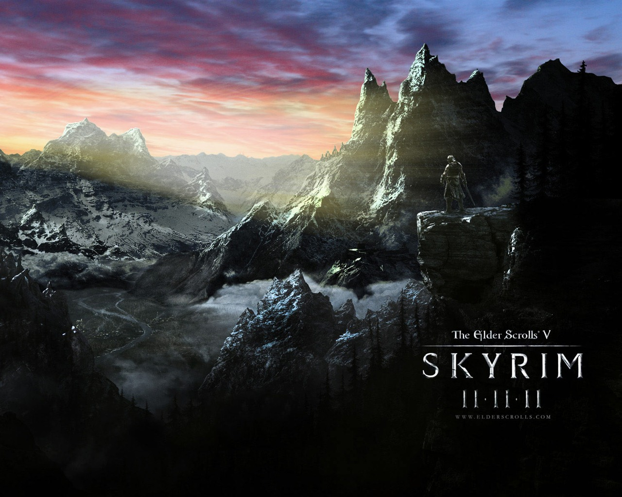 the elder scrolls v: skyrim hd wallpapers #15 - 1280x1024 wallpaper
