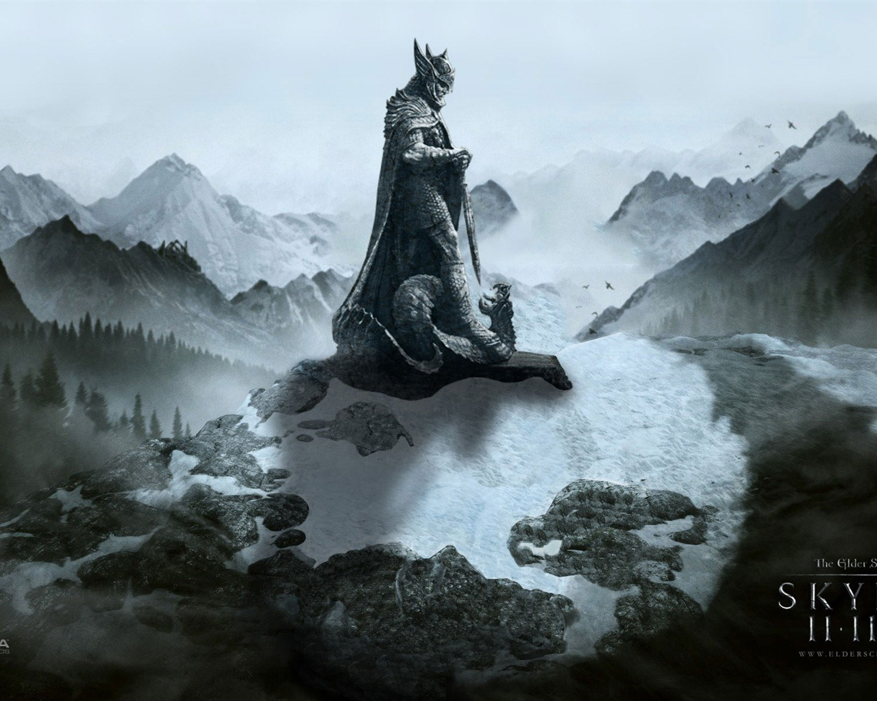 The Elder Scrolls V Skyrim Hd Wallpapers 16 1280x1024 Wallpaper