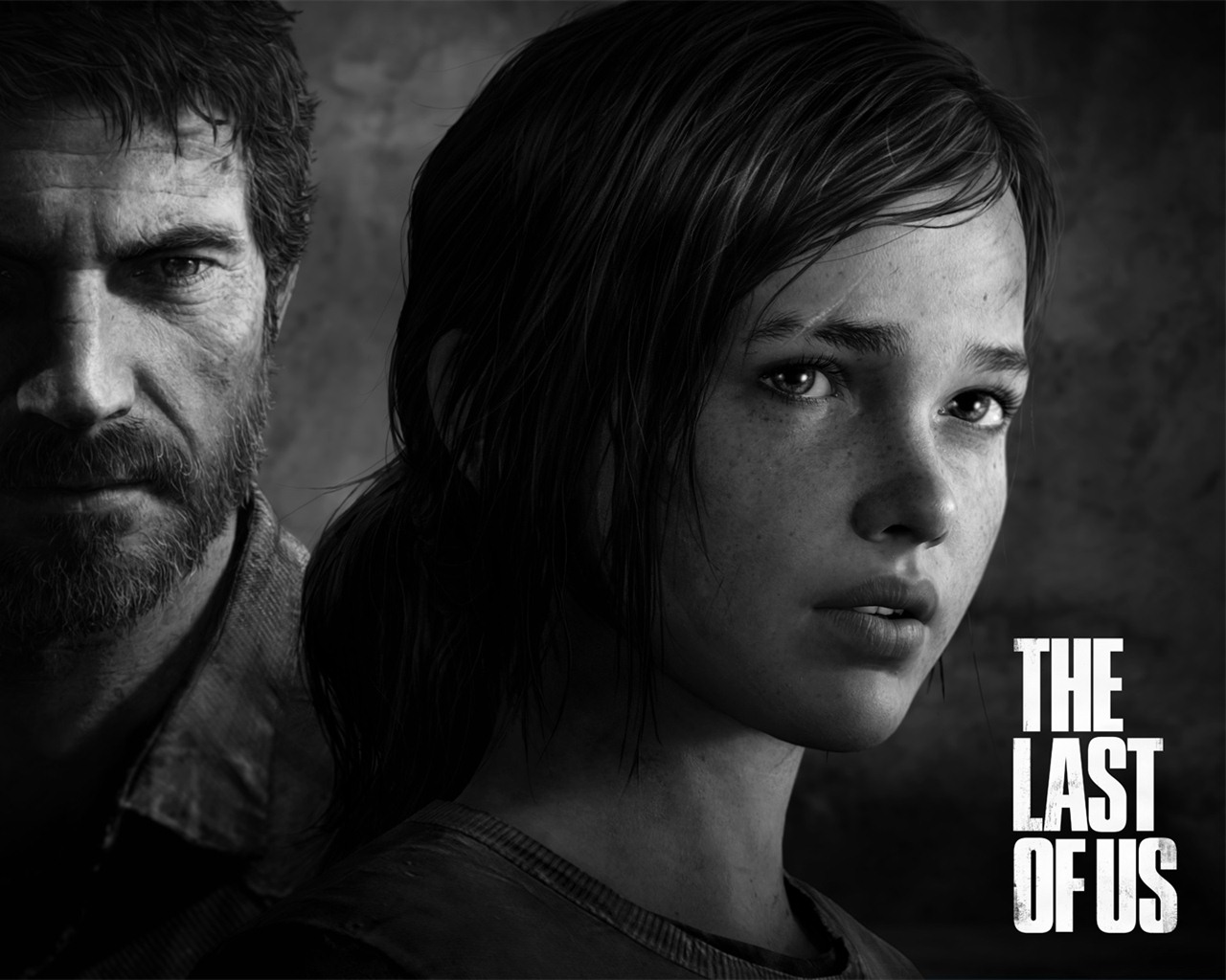 The Last of US HD game wallpapers #2 - 1280x1024