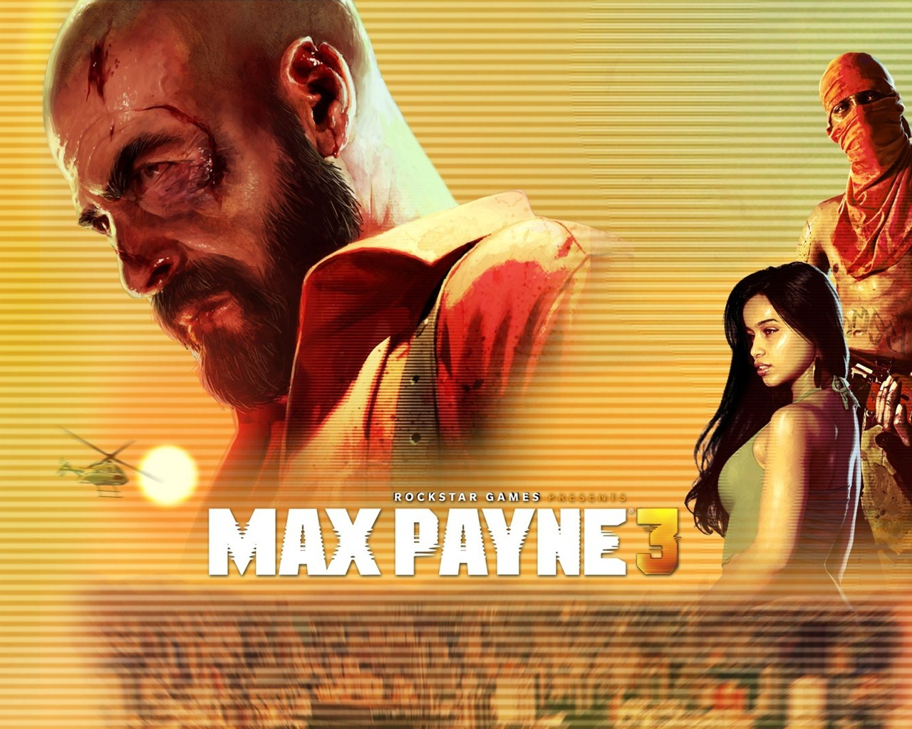 Max Payne 3 Hd Wallpapers 4 1280x1024 Wallpaper Download Max