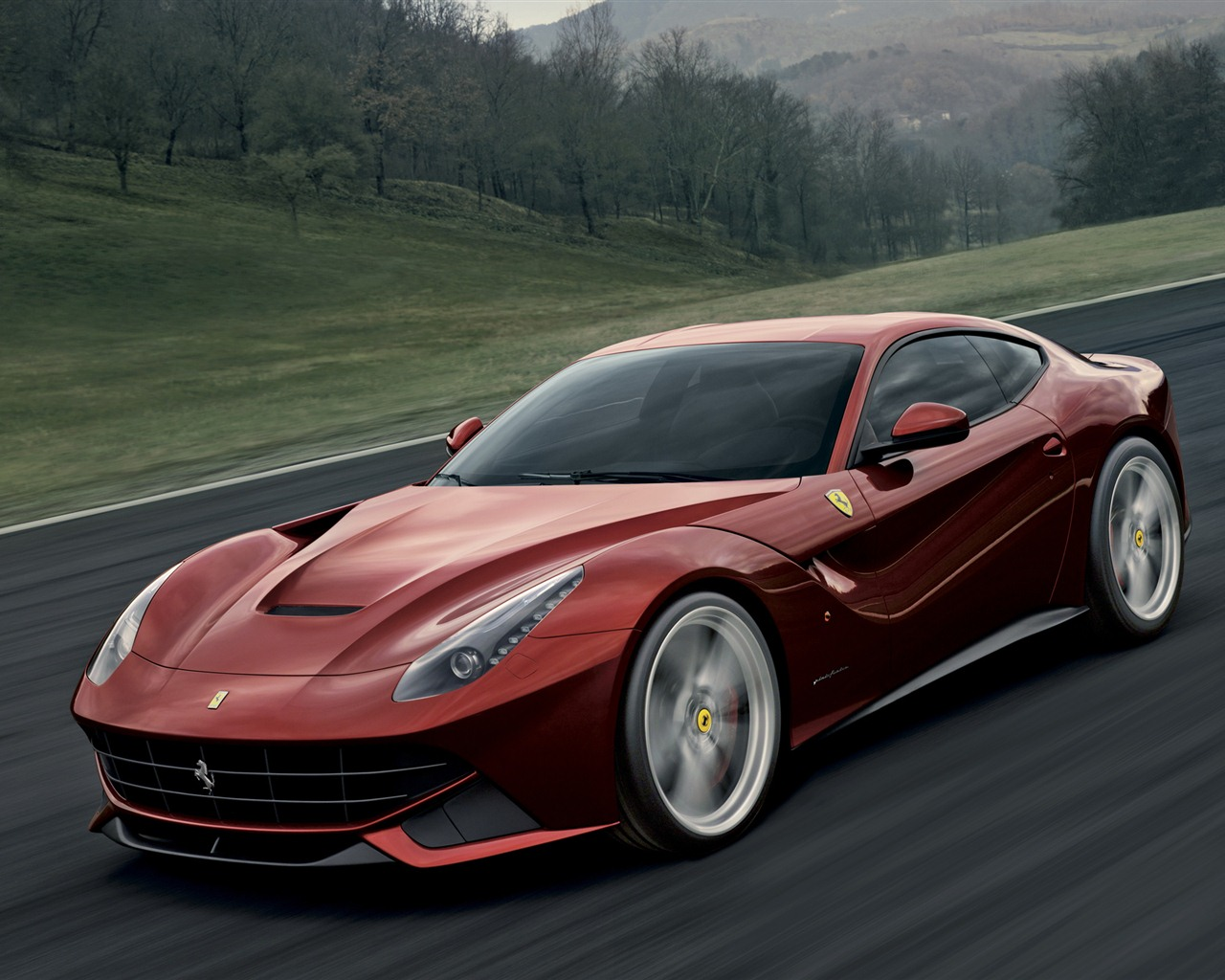 2013 ferrari f12 berlinetta hd wallpaper wallpaper