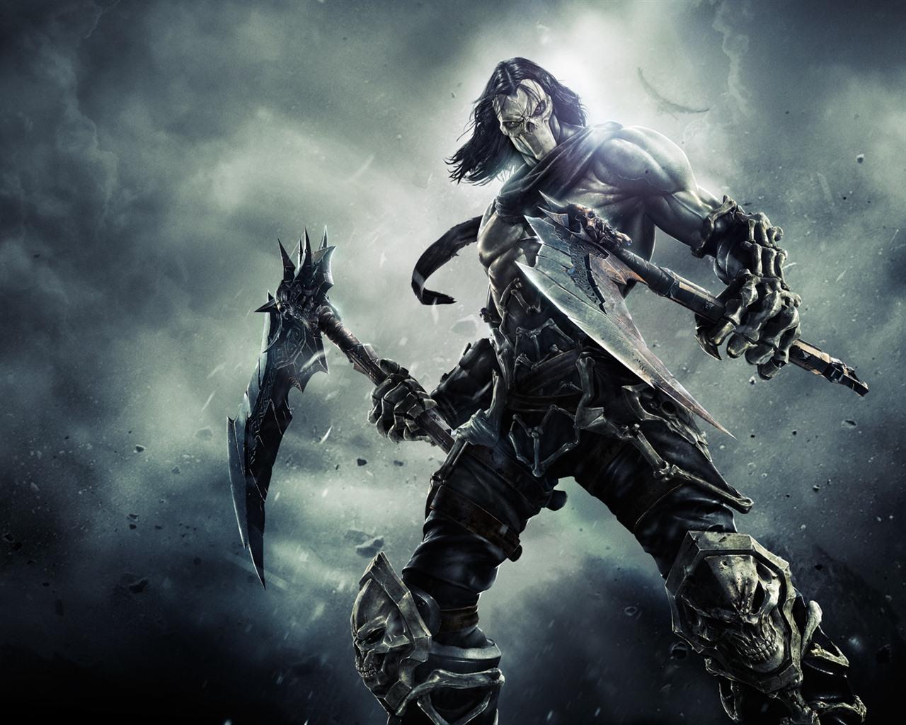 Darksiders II Game HD Wallpapers 16