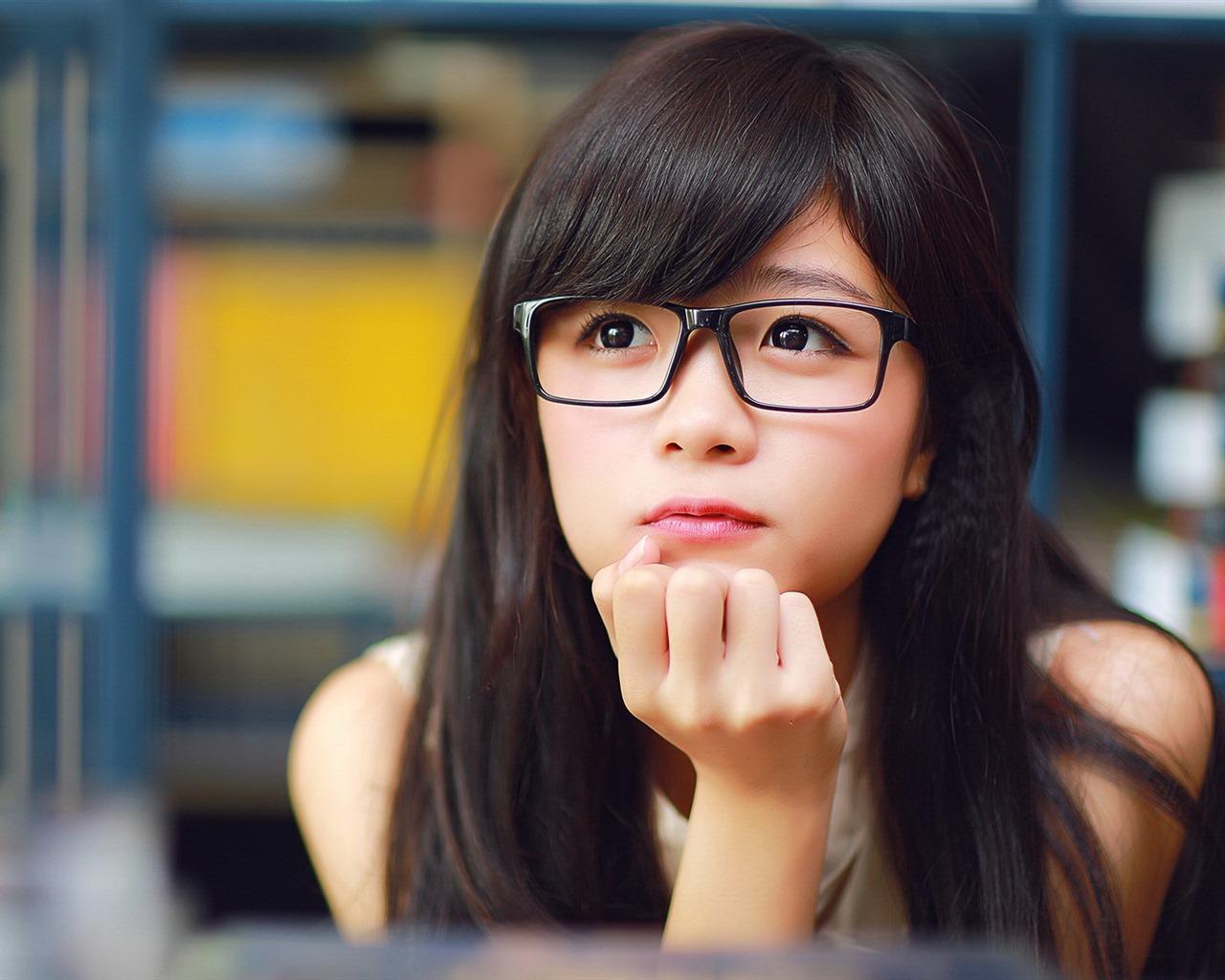 亚洲高清合集一区_清纯可爱年轻的亚洲女孩 高清壁纸合集(一)6 - 1280x1024