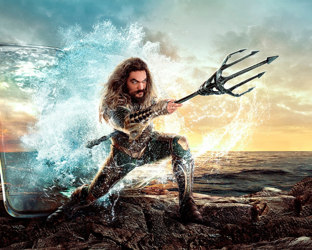 Aquaman, Marvel HD tapety #6 - 1280x1024