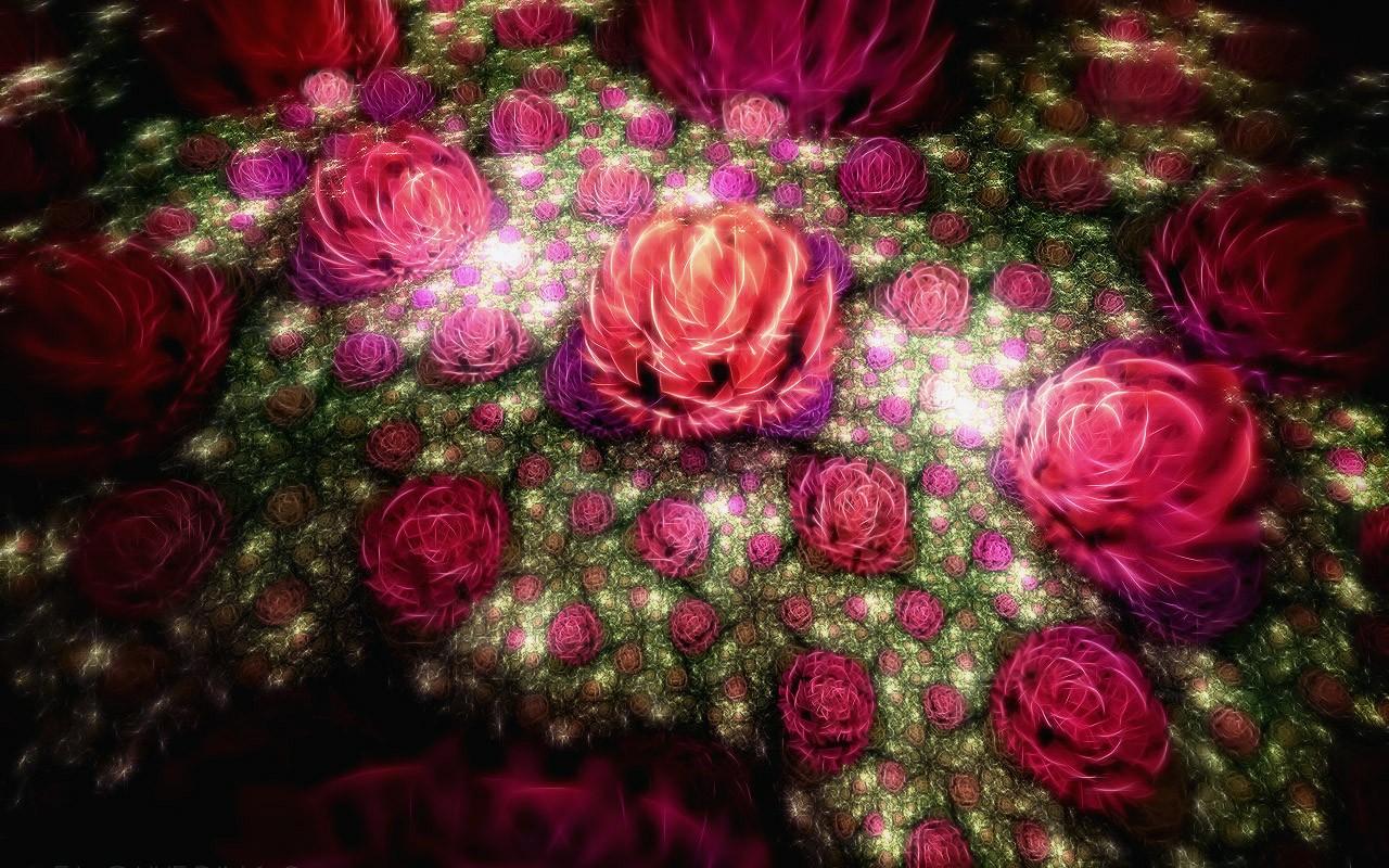 flower dream wallpaper - photo #1