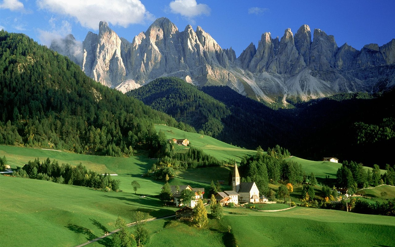 Italy Scenery Wallpapers HD #40 - 1280x800 Wallpaper ...