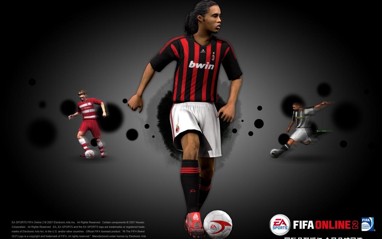 FIFA Online2 Wallpaper Album #15 - 1280x800 Wallpaper Download
