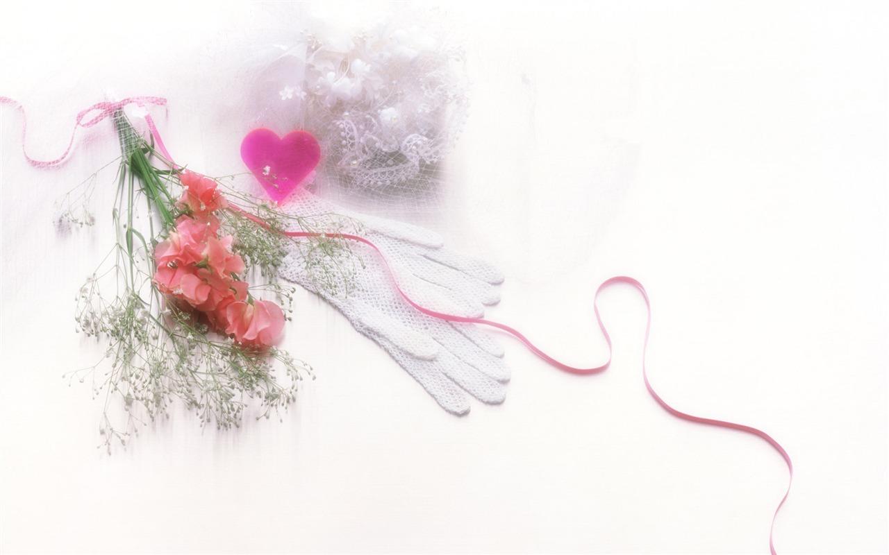 Mariage Fond D écran Hd Télécharger: Fleurs De Mariage Articles Fonds D'écran (2) #15