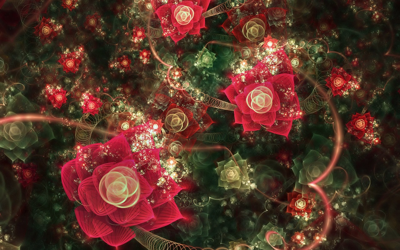 flower dream wallpaper - photo #2