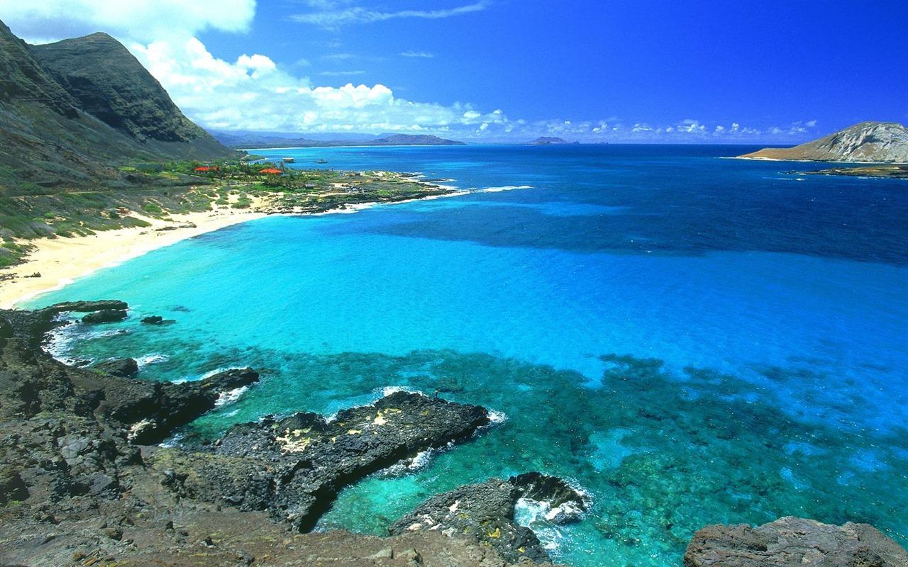 Beau paysage de Hawaii Fond d'écran #26 - 1280x800 Fond d'écran Télécharger - Beau paysage de ...