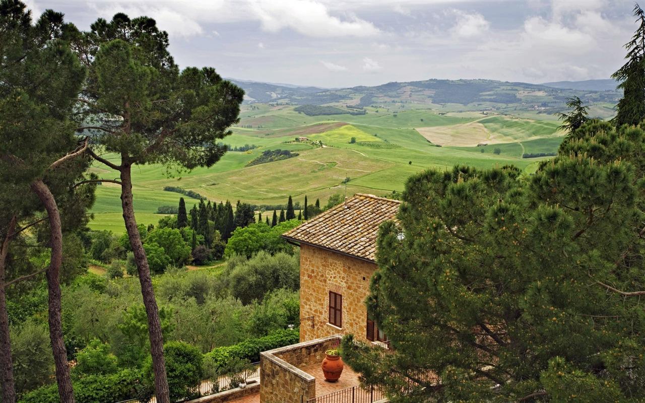 Italian Landscape Wallpaper 2 13 1280x800 Wallpaper