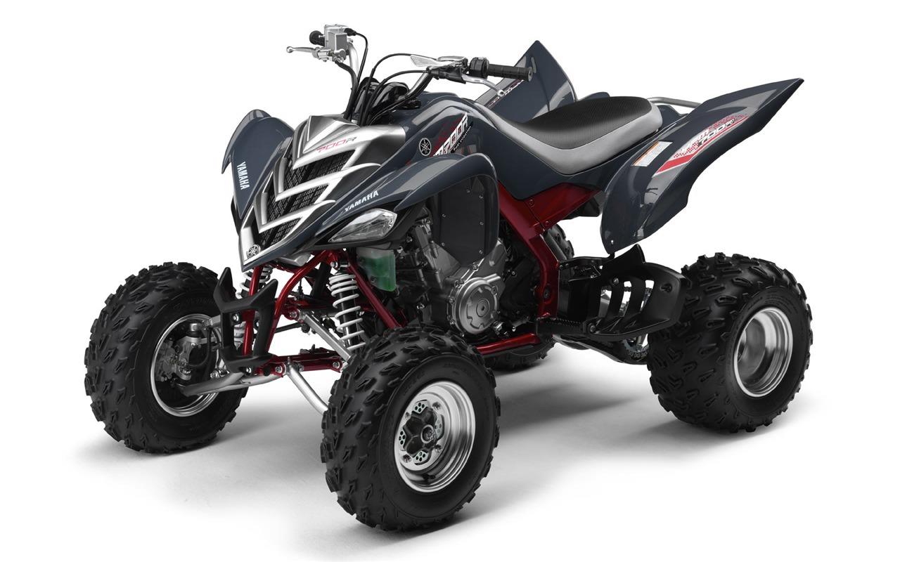 Wheeled Yamaha Banshee