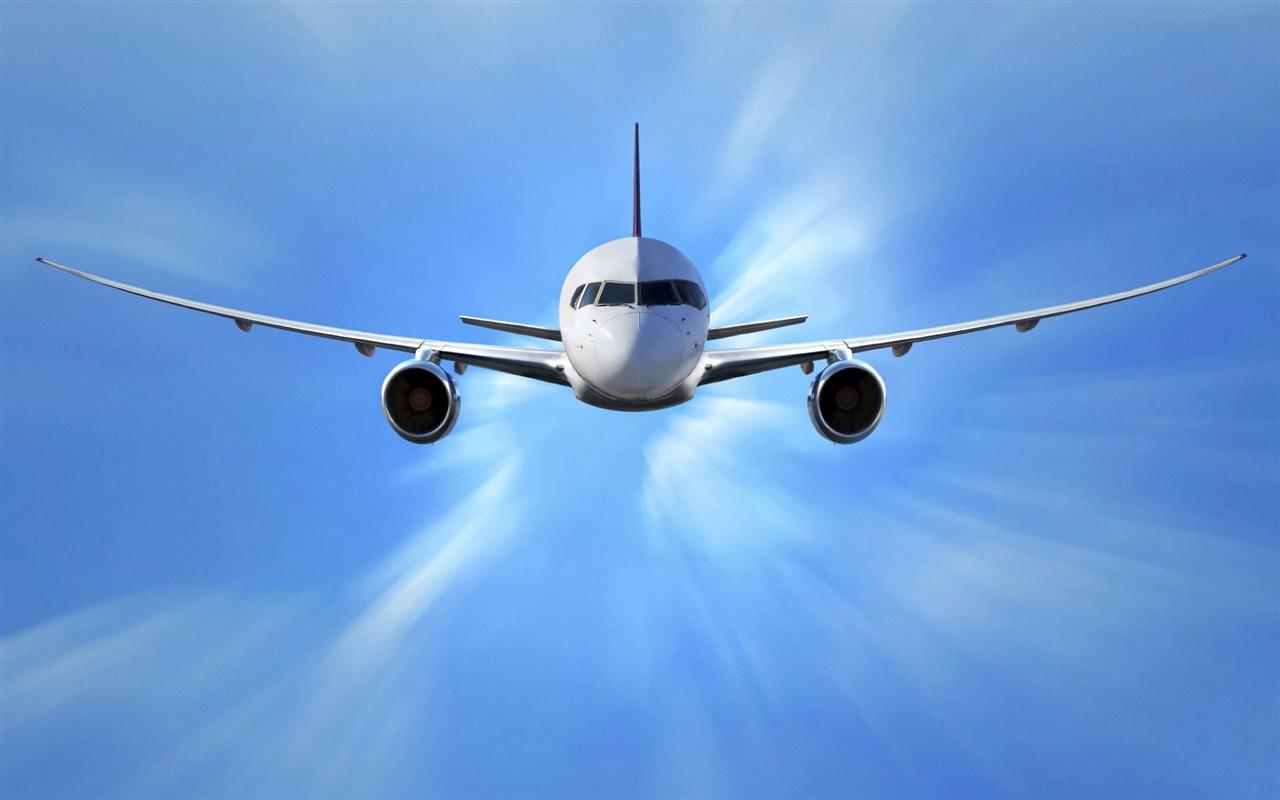 上一张 下一张 图片描述:民航飞机写真 高清壁纸(三)11 当前尺寸