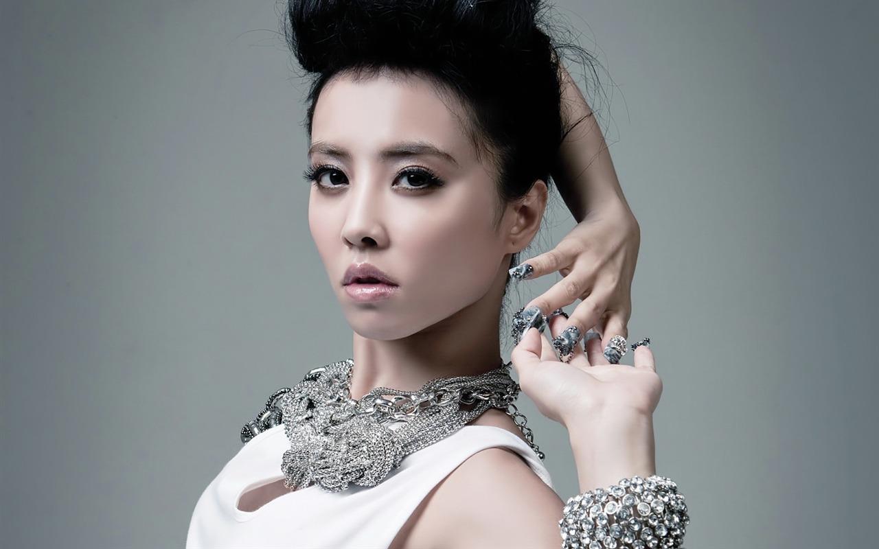 Jolin Tsai Beautiful Wallpaper 16  1280x800 Download
