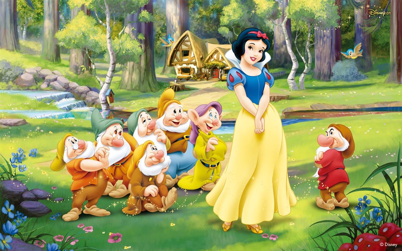 Fond d'écran dessin animé de Disney Princess (4) #1 - 1280x800 Fond d'écran Télécharger - Fond d ...