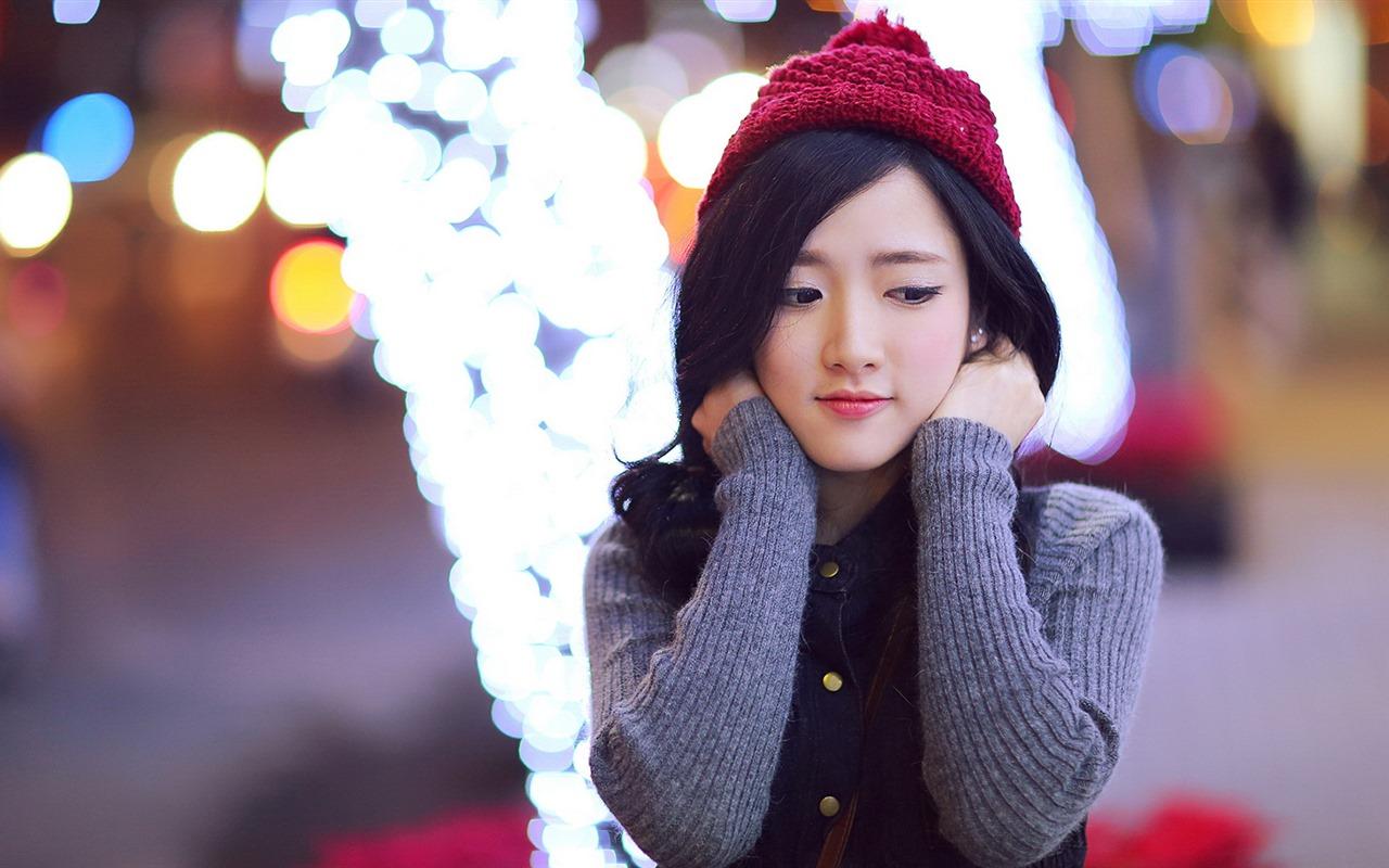 亚洲高清合集一区_清纯可爱年轻的亚洲女孩 高清壁纸合集(一)27 - 1280x