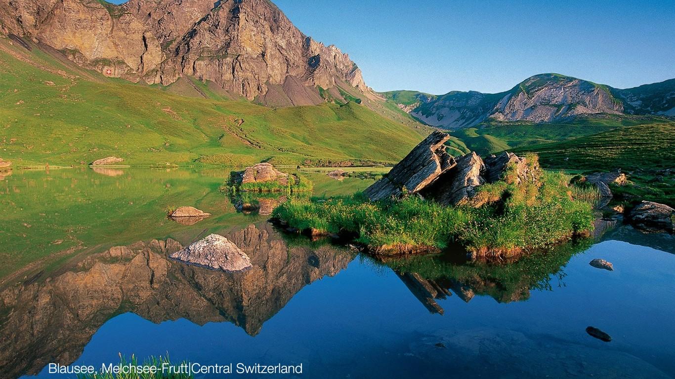 Suisse attractions fond d 39 cran d 39 t du tourisme 14 for Fond ecran ete paysage