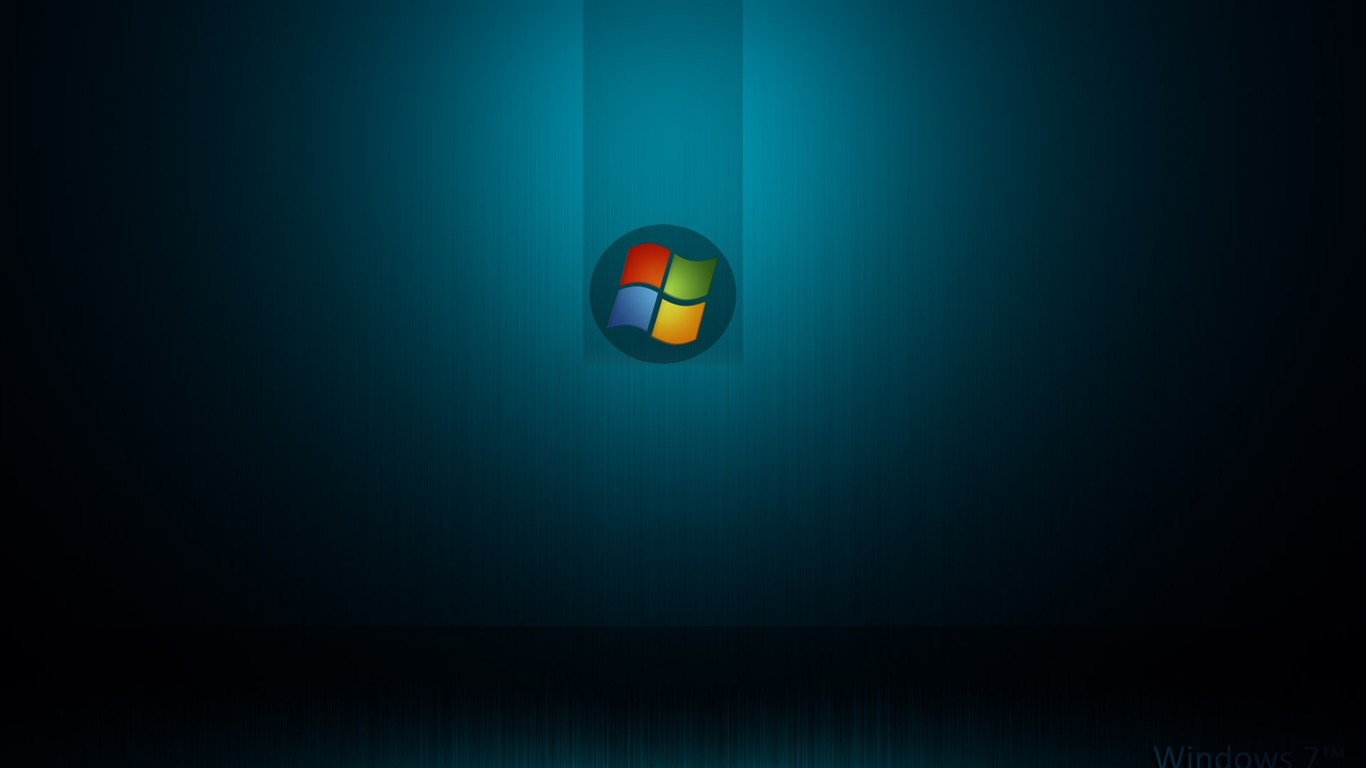 official version windows7 wallpaper #9 - 1366x768 wallpaper download